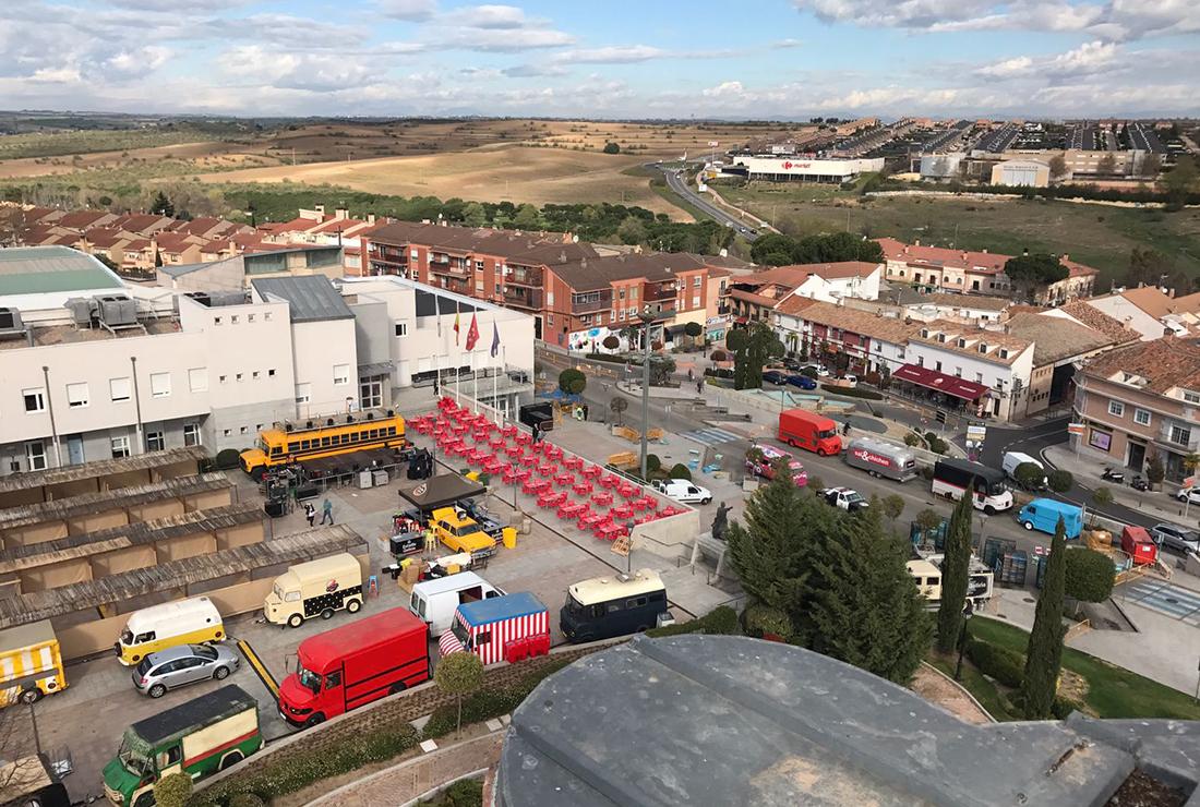 mercado del castillo