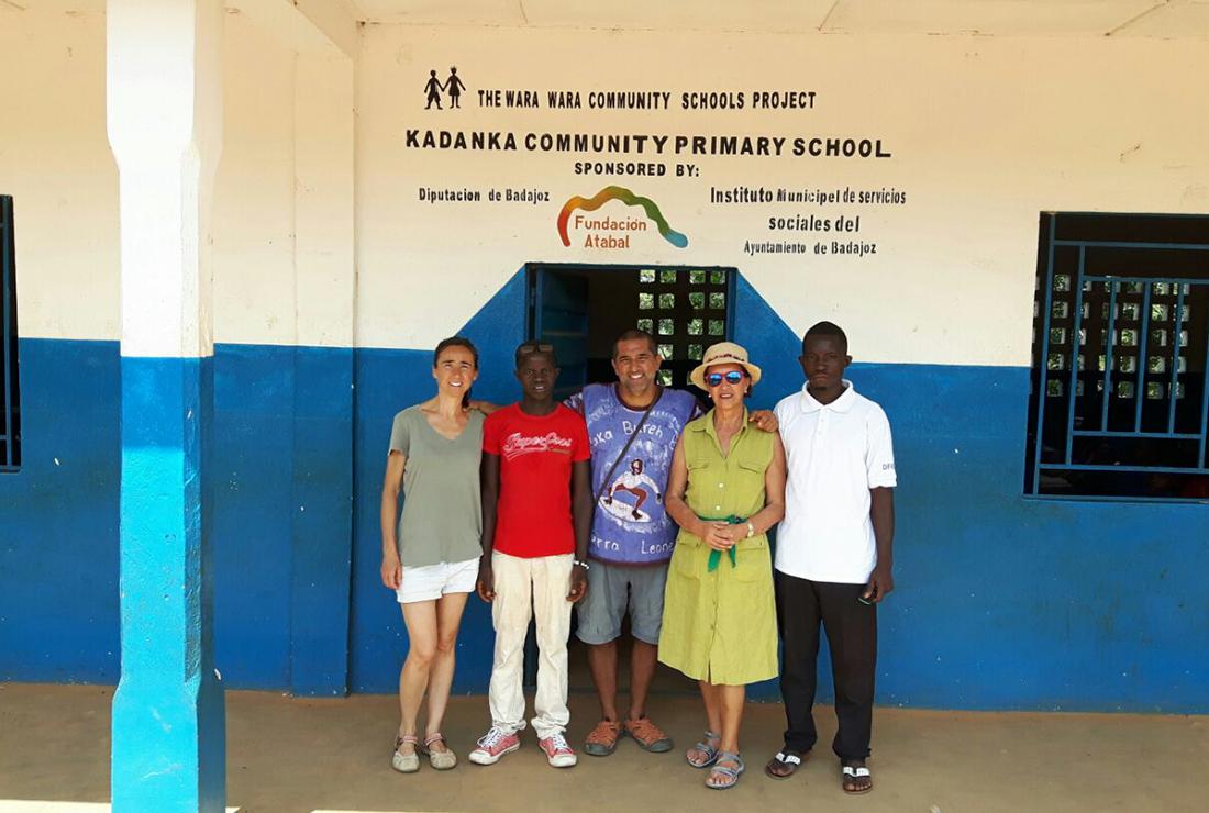 escuelas de wara wara