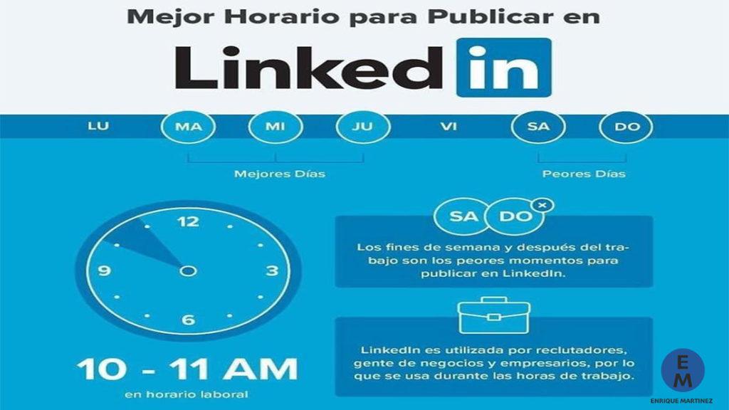 Publicación en Redes Sociales